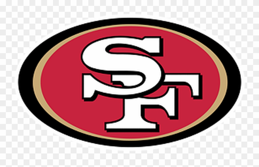 49ers black and white clipart graphic royalty free library San Francisco Cliparts - San Francisco 49ers - Png Download (#911352 ... graphic royalty free library