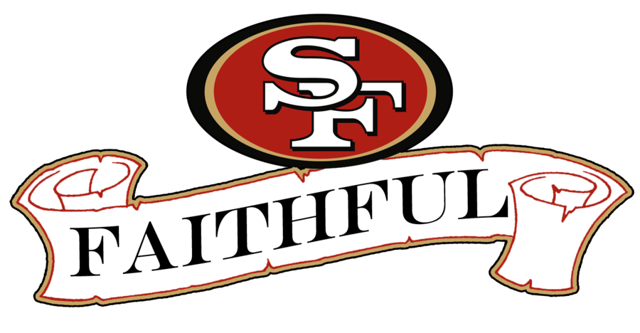 49ers football clipart clip black and white download 49er Faithful | My Style | Pinterest | San francisco 49ers, Sf ... clip black and white download