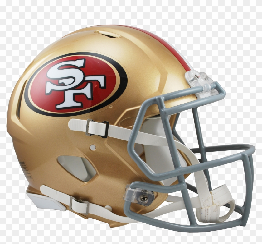 49ers helmet clipart clip black and white download San Francisco 49ers Helmet, HD Png Download - 2842x2842(#881949 ... clip black and white download