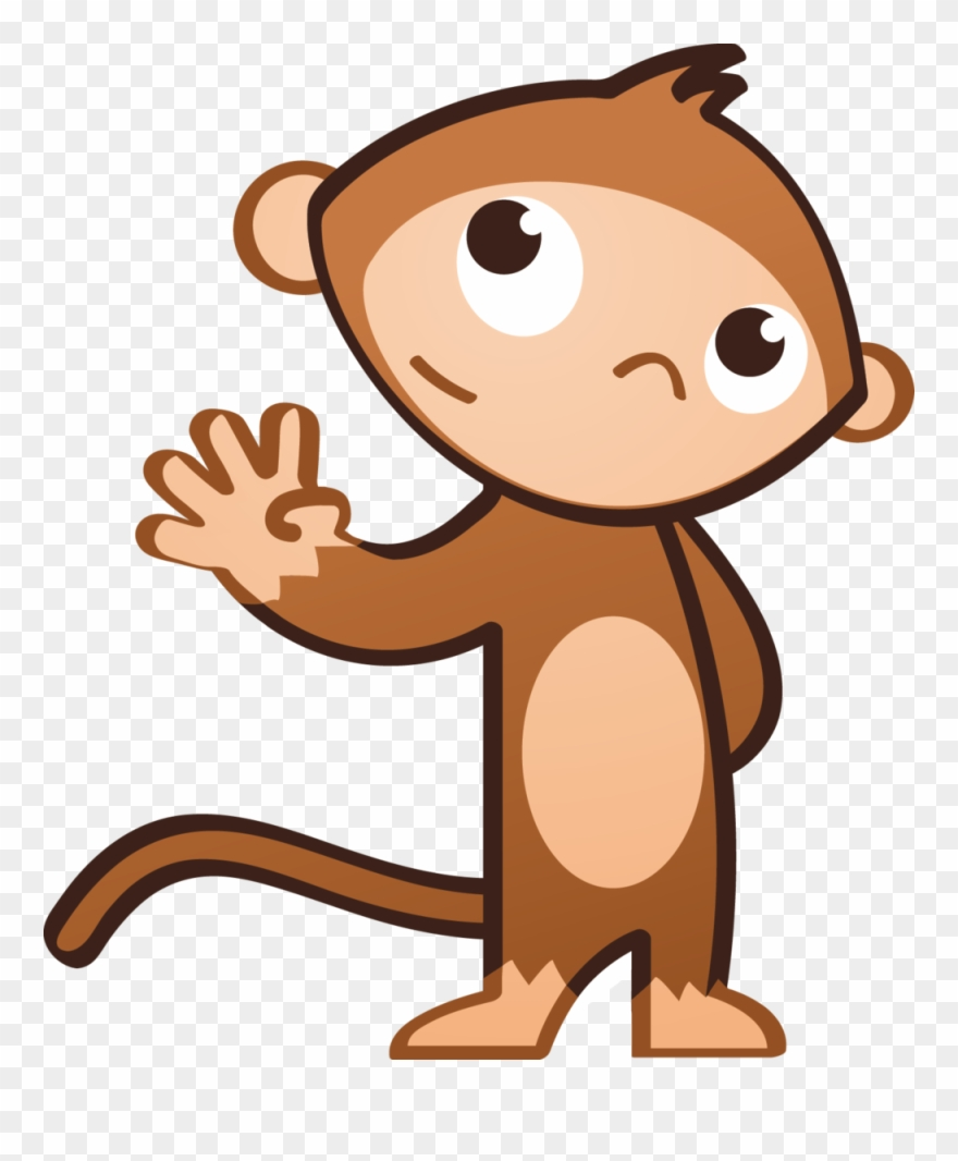 4fingers on hand clipart png transparent library Monkey Age 4 Fingers Clipart (#3442621) - PinClipart png transparent library