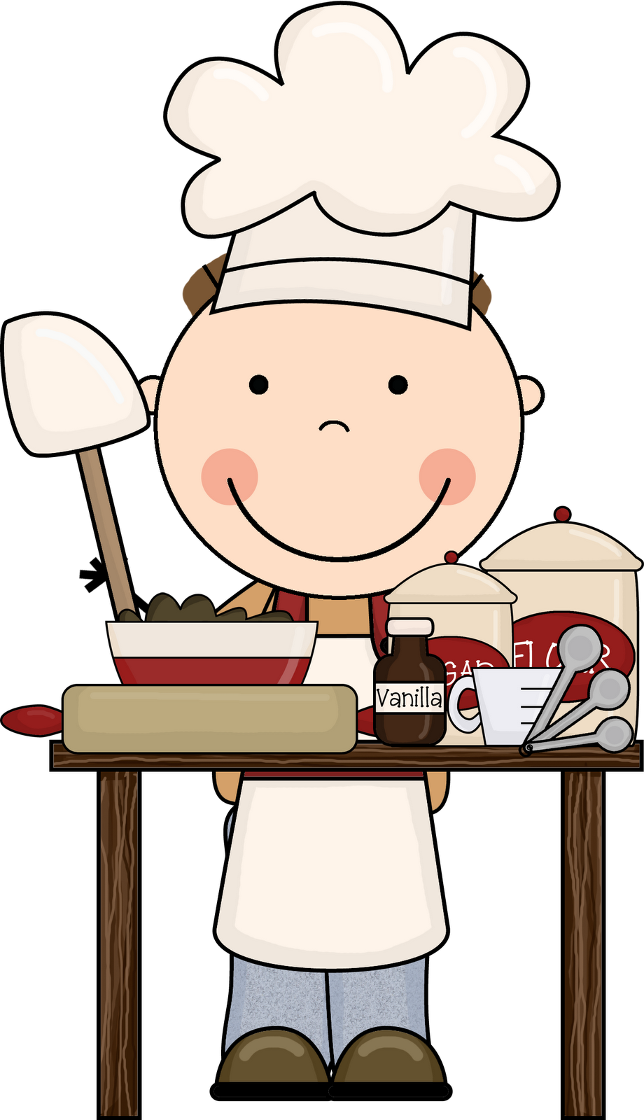 4life clipart svg free library 35+ Kids Cooking Clipart | ClipartLook svg free library