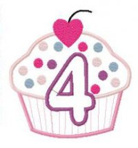 4th birthday clipart image library library Free Fourth Birthday Cliparts, Download Free Clip Art, Free Clip Art ... image library library