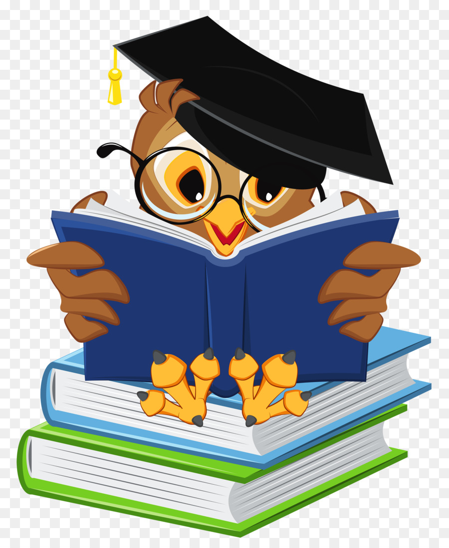 4th grade readng clipart svg stock Graduation Cartoon png download - 3308*4000 - Free Transparent Book ... svg stock