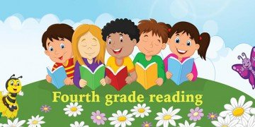4th grade readng clipart jpg free stock Our 5 favorite 4th grade reading worksheets   Parenting jpg free stock