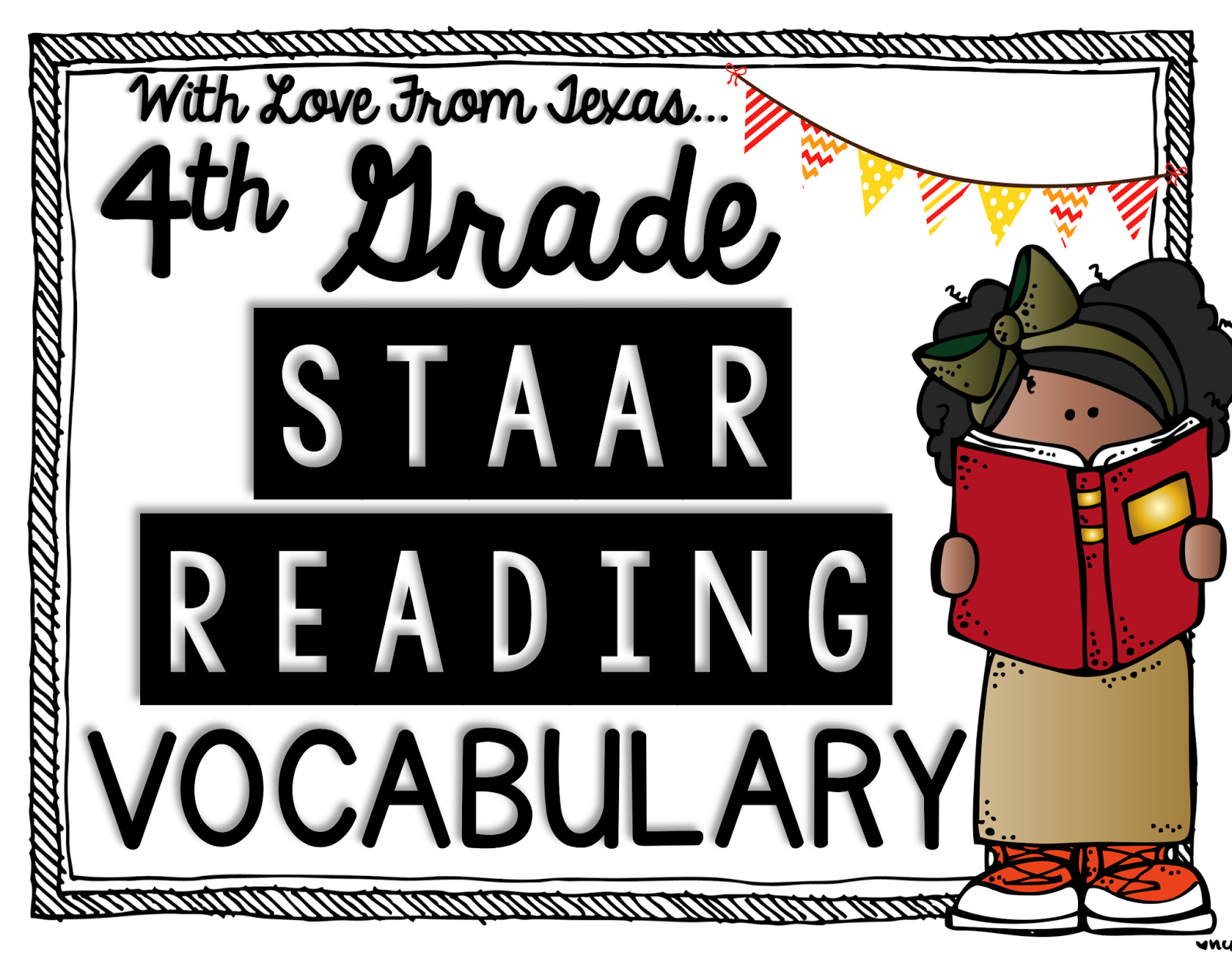 4th grade readng clipart clip art stock Reading STAAR Vocabulary. 4th grade reading vocabulary   TEKS   4th ... clip art stock