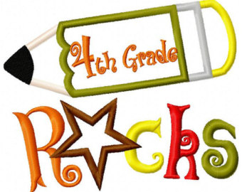 4th grade rocks clipart vector royalty free library 4th Grade Clipart | Free download best 4th Grade Clipart on ... vector royalty free library