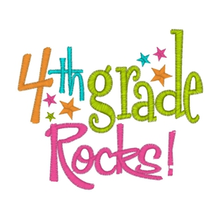 4th grade rocks clipart svg library Cupstid, Kerri / Welcome to 4th Grade svg library