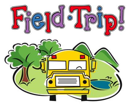 Aquarium field trip clipart