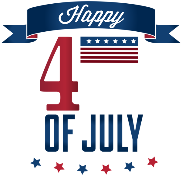 4th of july cat clipart graphic black and white stock Happy 4th July PNG Clip Art Image | HAPPY 4TH OF JULY... | Pinterest ... graphic black and white stock