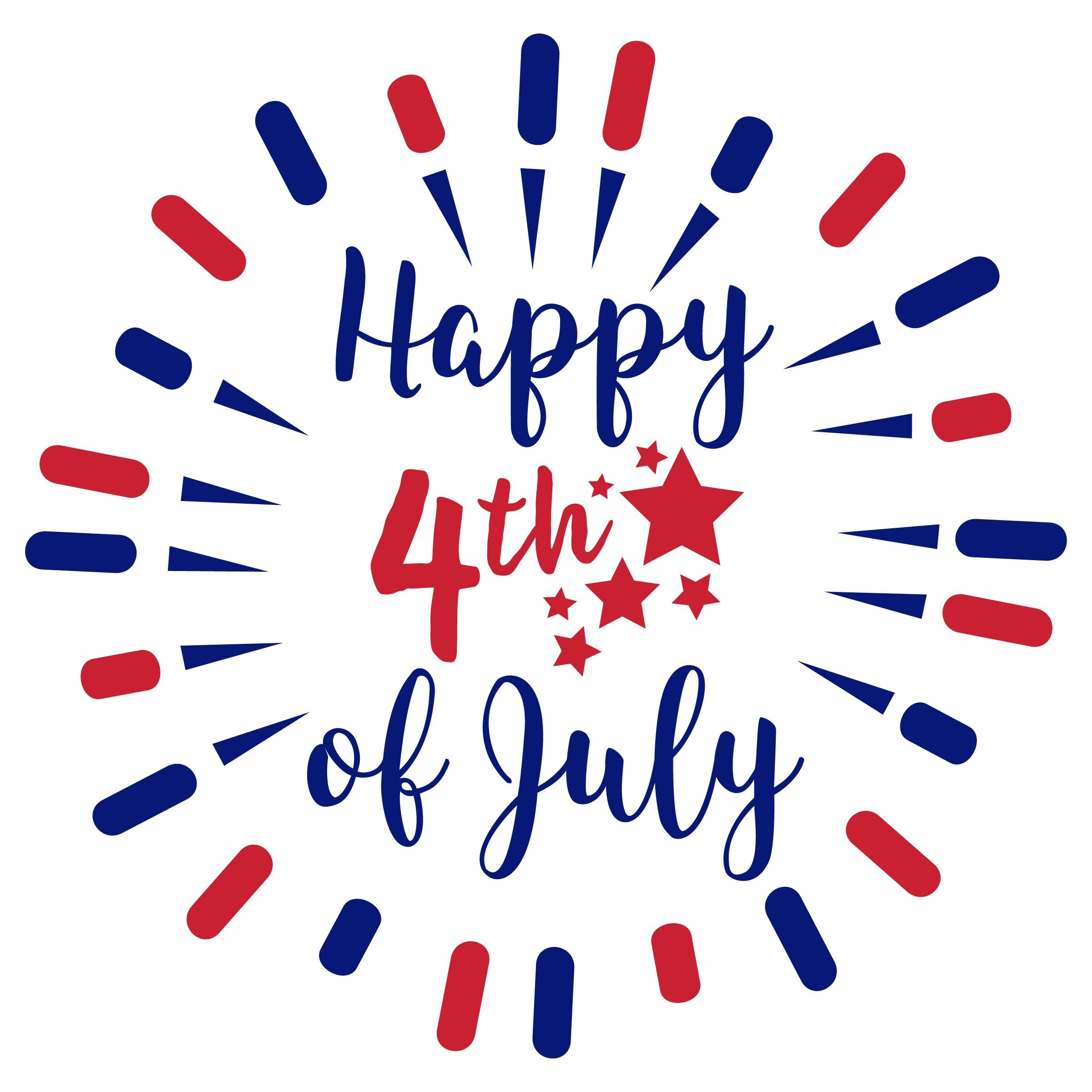4th of july clipart 2018 vector download Happy fourth of july clipart 4 » Clipart Portal vector download
