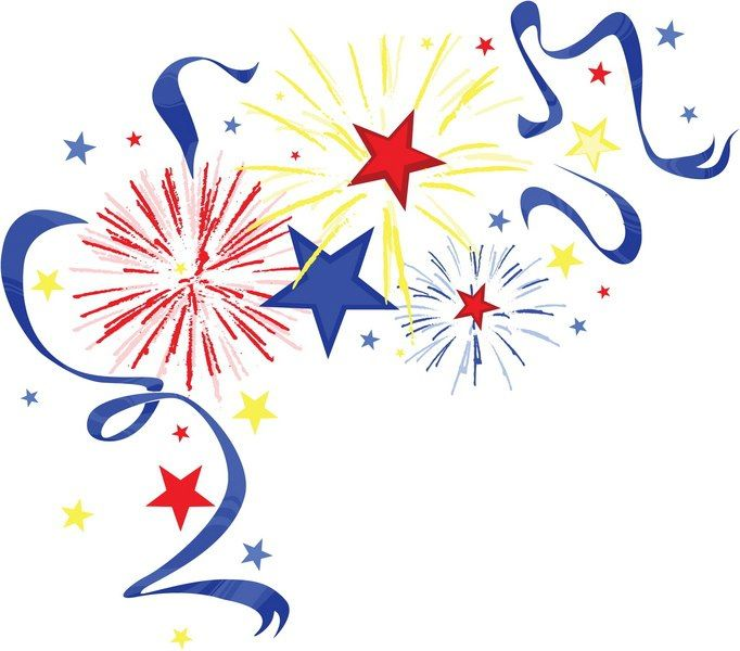 Fourth of july celebration clipart image fireworks clip art | Similar Galleries: July 4th Clip Art , | July ... image