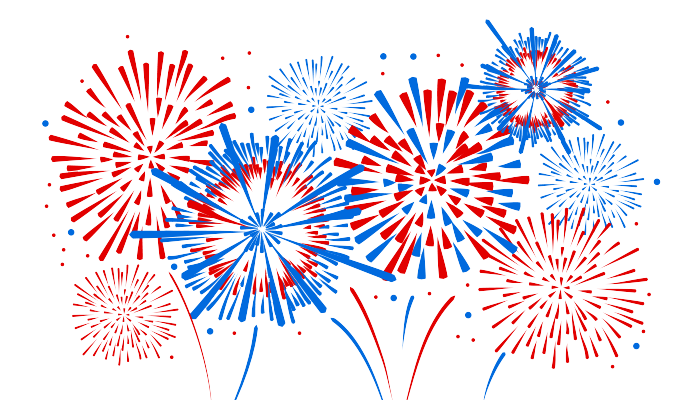 Fourth of july clipart fireworks free stock Fourth Of July Background clipart - Fireworks, Blue, Line ... free stock