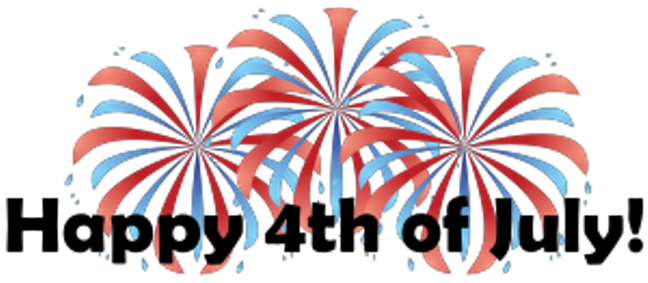 4th of july fireworks clipart with transparent background clipart freeuse Fourth Of July Fireworks Clipart | Free download best Fourth Of July ... clipart freeuse