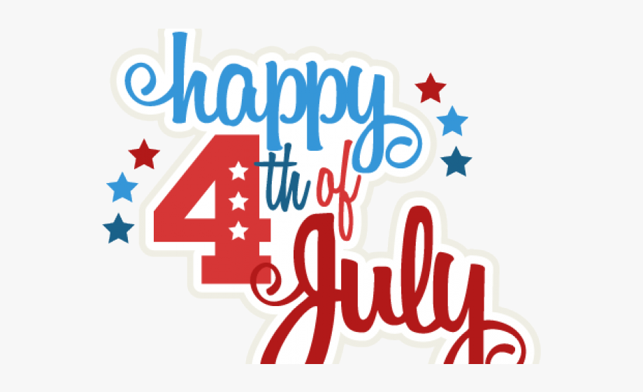 th of printable. Free july 4th clipart