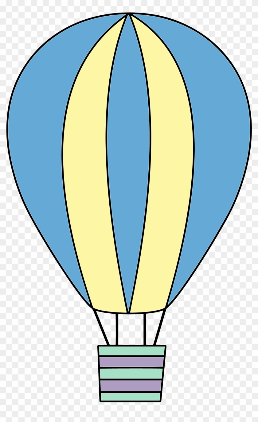4th of july clipart hot air balloon clip free Hot Air Balloon Clipart 4th July, HD Png Download - 2012x3198 ... clip free