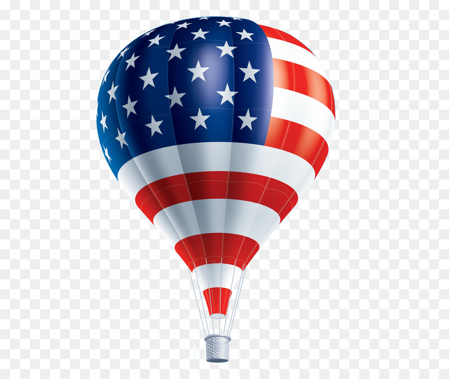 4th of july clipart hot air balloon picture free download Fourth Of July Background png download - 570*750 - Free Transparent ... picture free download