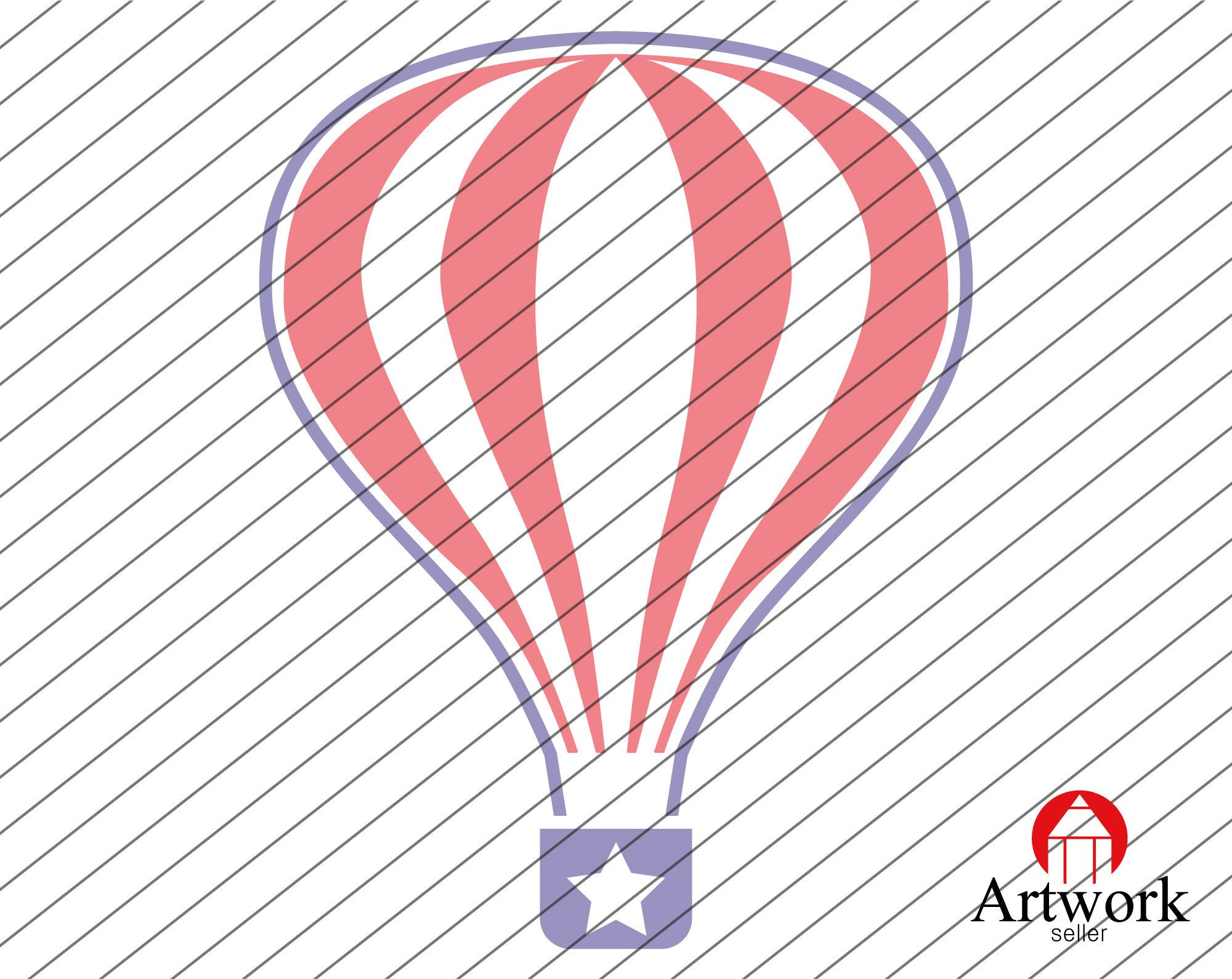 4th of july clipart hot air balloon clip black and white library 4TH JULY SVG, hot air balloon svg, airplane svg, svg, american flag ... clip black and white library