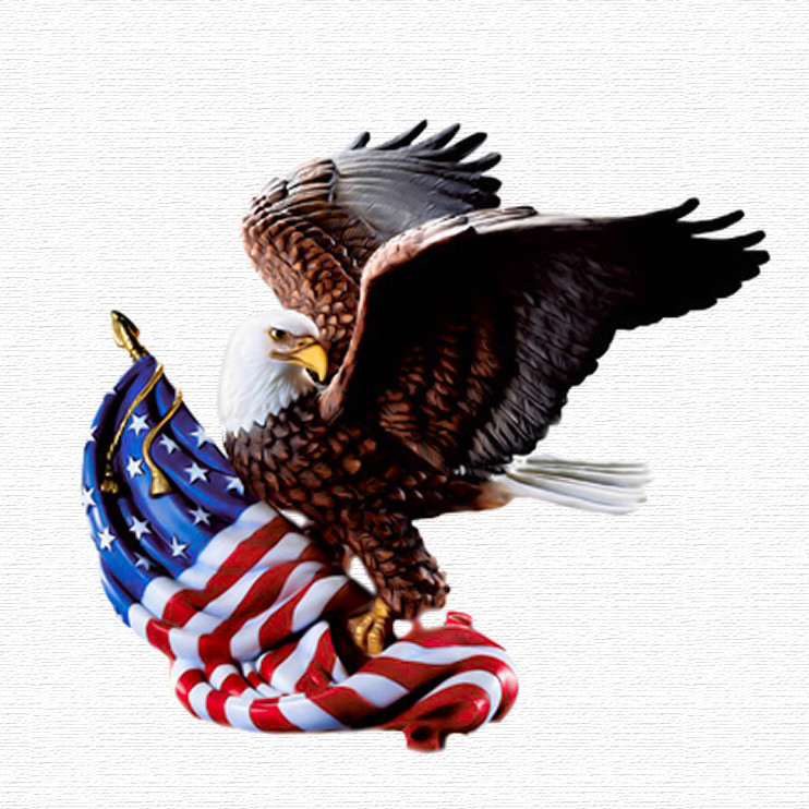 4th of july eagle clipart picture library library 4th Of July Eagle Flag Images Pictures - Becuo - Clip Art Library picture library library