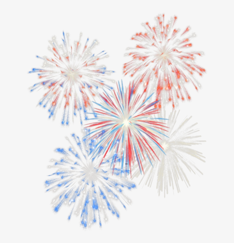 4th of july fireworks clipart with transparent background image free download Image Black And White Th Transparent Fireworks Png - Fourth Of July ... image free download