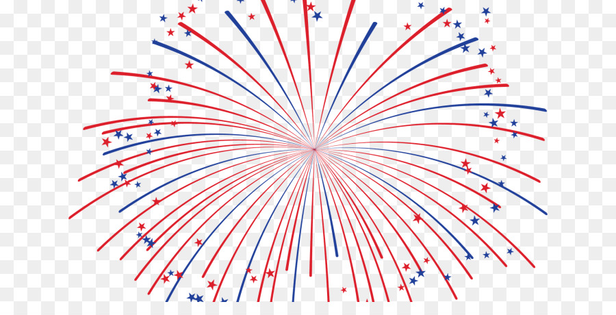 4th of july fireworks clipart with transparent background jpg black and white download Fourth Of July Background png download - 700*441 - Free Transparent ... jpg black and white download