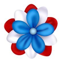 4th of july flower clipart freeuse library July 4th Sparkler PNG Clip Art Image - Clip Art Library freeuse library