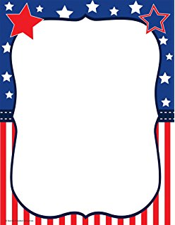 4th of july frame clipart jpg library library 4th Of July Border | Free download best 4th Of July Border on ... jpg library library