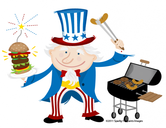 4th of july grill clipart clip art free stock 4th Of July Bbq PNG Transparent 4th Of July Bbq.PNG Images. | PlusPNG clip art free stock