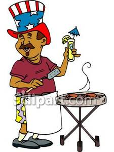 4th of july grill clipart png download 4th of July Backyard Bbq - Royalty Free Clipart Picture png download