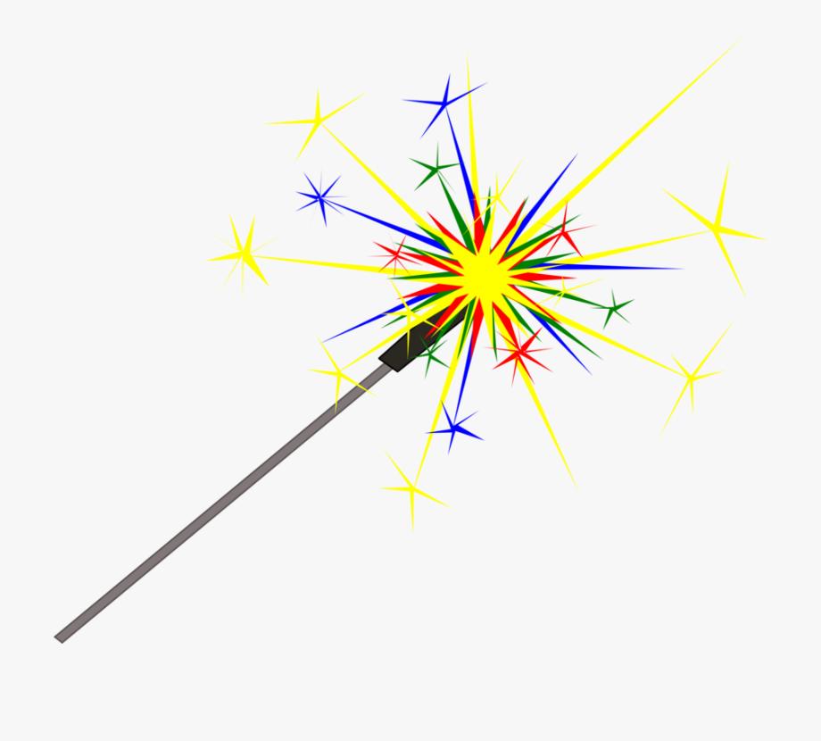 4th of july sparkler clipart clip transparent Clip Art For Liturgical Year Fireworks Sparkler Download - Sparkler ... clip transparent