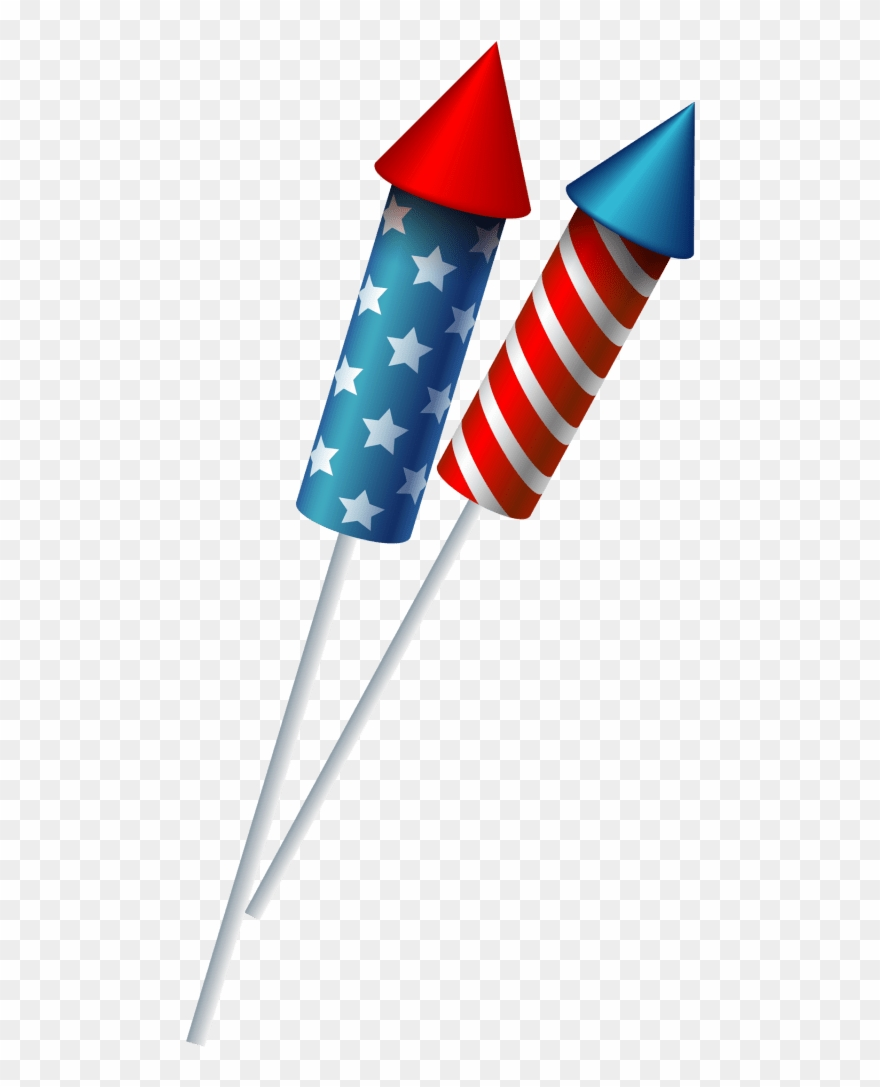 4th of july sparkler clipart image black and white download 4th Of July Firecracker Clipart - Fireworks Sparklers Clip Art - Png ... image black and white download
