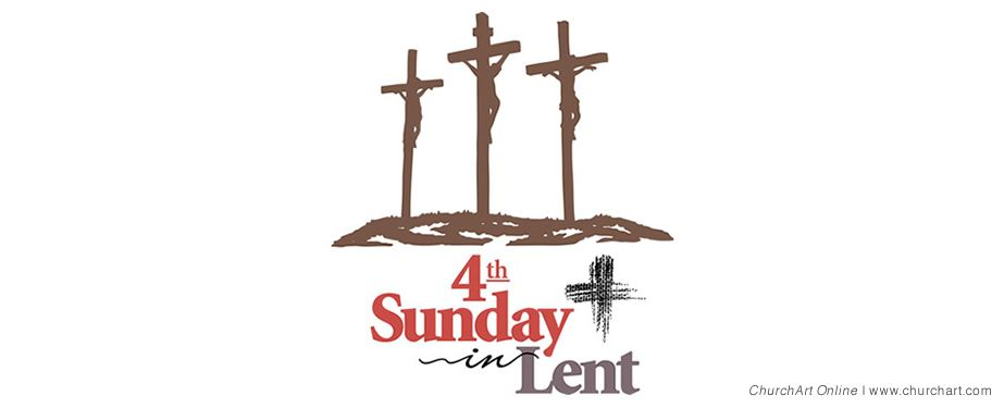Religious clipart for lent clip freeuse Fourth Sunday of Lent clip-art | Church and Liturgy | Lent, Clip art ... clip freeuse