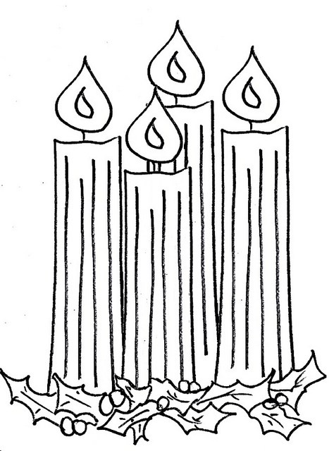 4th week of advent clipart black & white clip art transparent Free Advent Clipart, Download Free Clip Art, Free Clip Art on ... clip art transparent