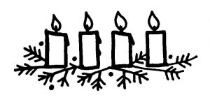 4th week of advent clipart black & white jpg library download Advent Clip Art – Gclipart.com jpg library download