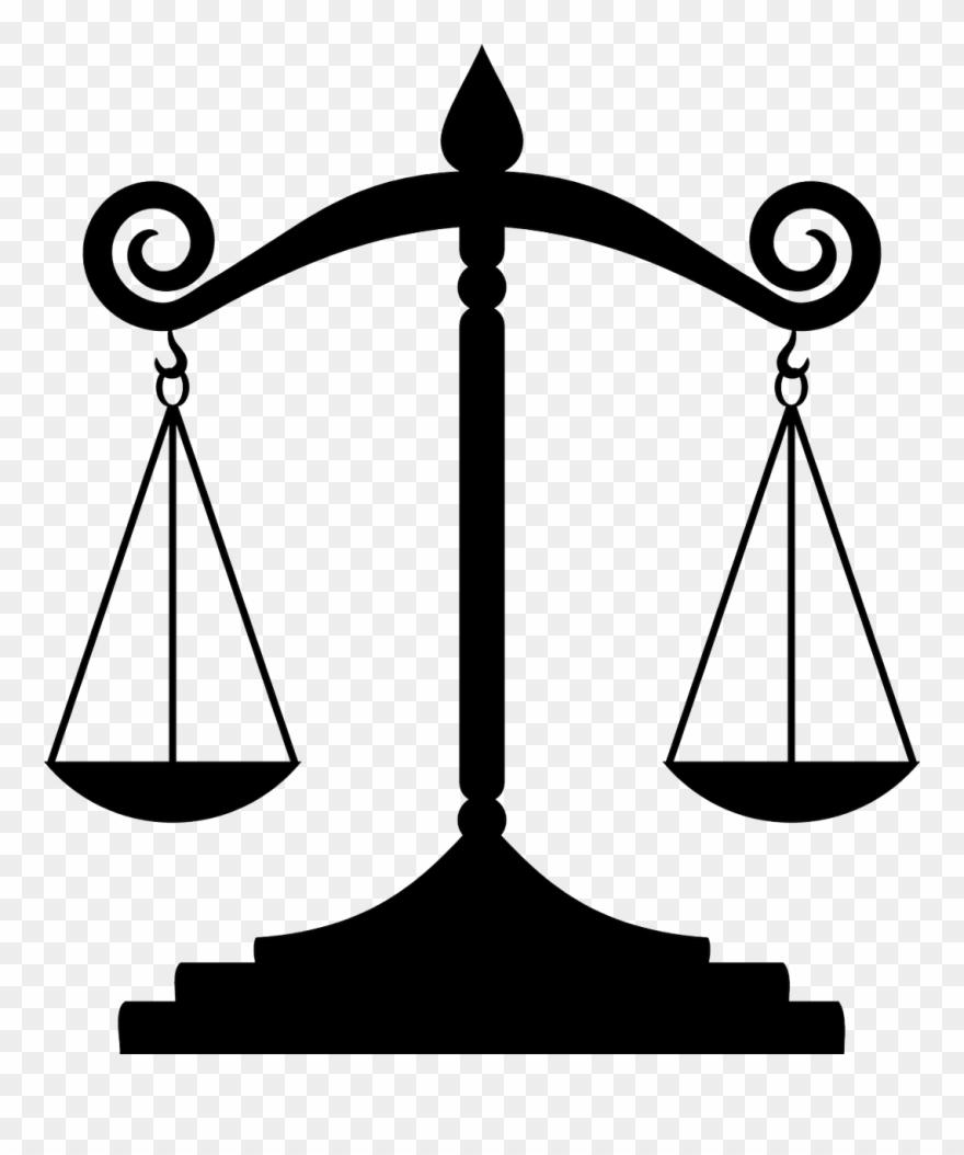 Admendment 5 clipart svg transparent Law Justice Measuring Scales Constitutional Amendment - Scale 5\'x7 ... svg transparent