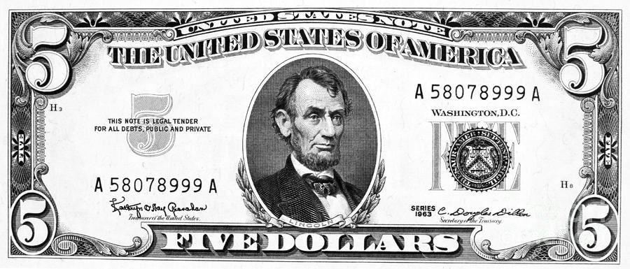 5 dollars clipart png royalty free library $5 Bill Cliparts - Making-The-Web.com png royalty free library