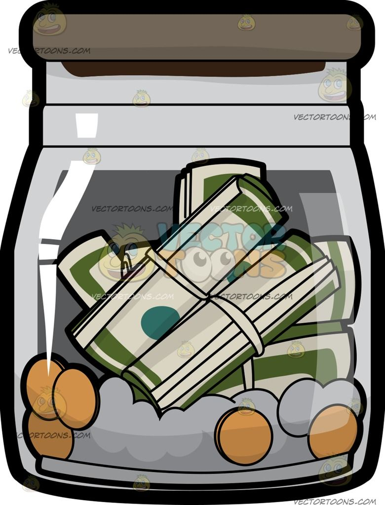 Jar of coins clipart graphic freeuse library Collection of 14 free Cash clipart money lender sales clipart ... graphic freeuse library