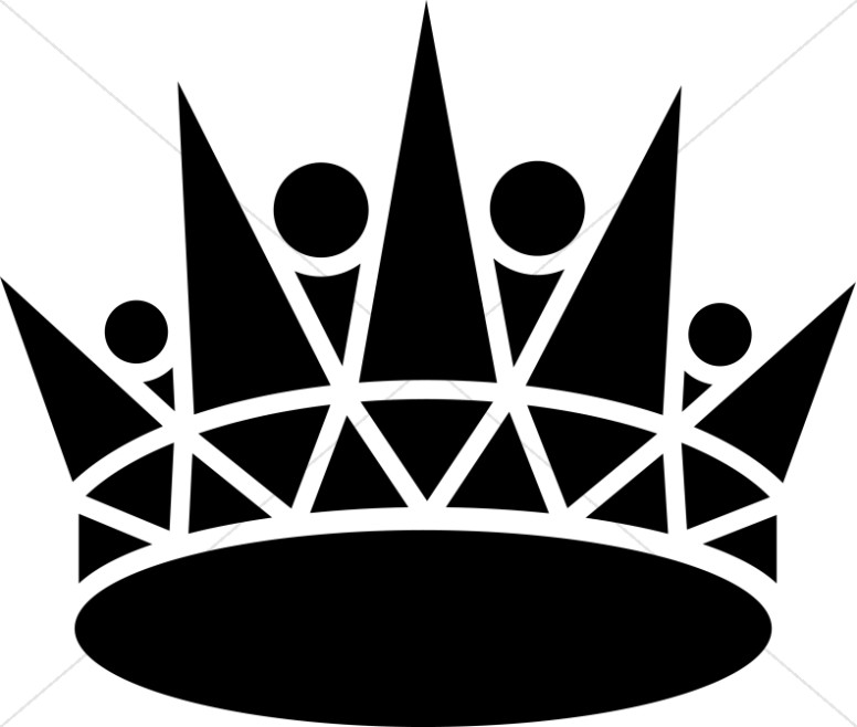 5 christian crowns clipart picture freeuse stock Medieval King | Crown Clipart picture freeuse stock