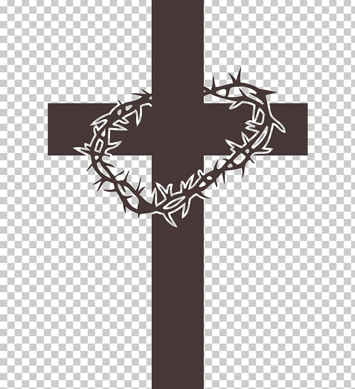 5 christian crowns clipart vector freeuse stock Crown Of Thorns Christian Cross Cross And Crown Christianity PNG ... vector freeuse stock