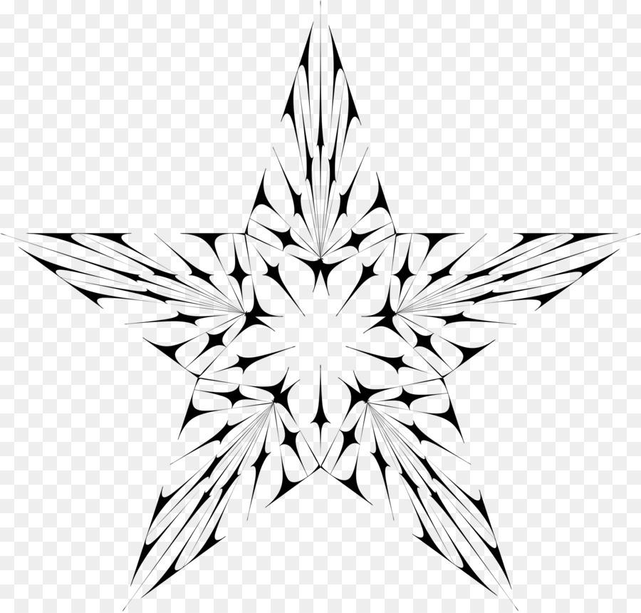 5 estrelas clipart graphic freeuse Preto-e-branco da Linha de arte, clipart - 5 Estrelas - Transparente ... graphic freeuse