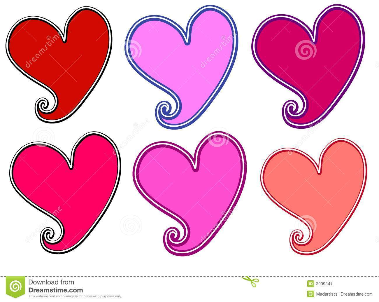 5 hearts clipart graphic freeuse download 5 hearts clipart 1 » Clipart Portal graphic freeuse download