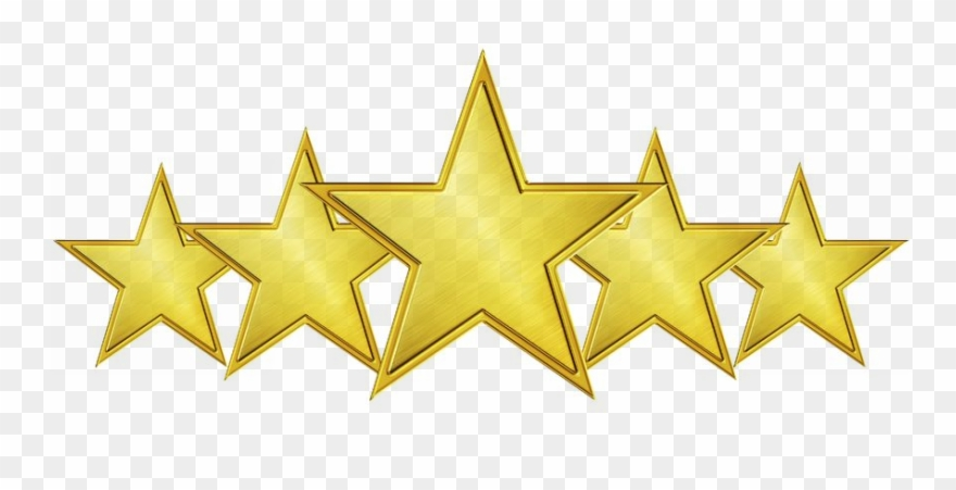 5 in a star clipart freeuse stock Good Job Png - 5 Star Clipart (#3437834) - PinClipart freeuse stock