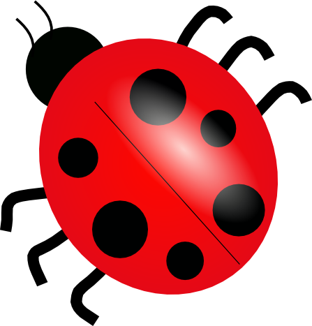 Ladybug pictures clipart image free Everything Ladybug! The source for Ladybug Stuff! image free