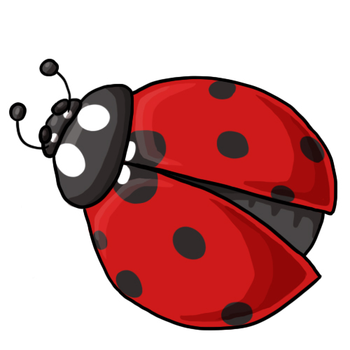 Ladybug on leaf clipart black and white stock Free Ladybug Cliparts, Download Free Clip Art, Free Clip Art on ... black and white stock