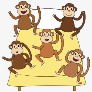 5 little monkeys clipart free jpg library library Free 5 Little Monkeys Clipart Cliparts, Silhouettes, Cartoons Free ... jpg library library