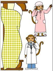 5 little monkeys clipart free clip transparent library P3 – FIVE LITTLE MONKEYS - free printables | MONKEYS | 5 little ... clip transparent library