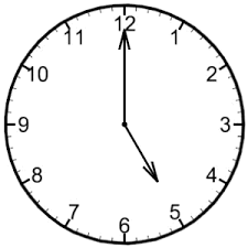 5 oclock clipart black and white graphic transparent download 5 Oclock Clipart & Free Clip Art Images #2641 - Clipartimage.com graphic transparent download