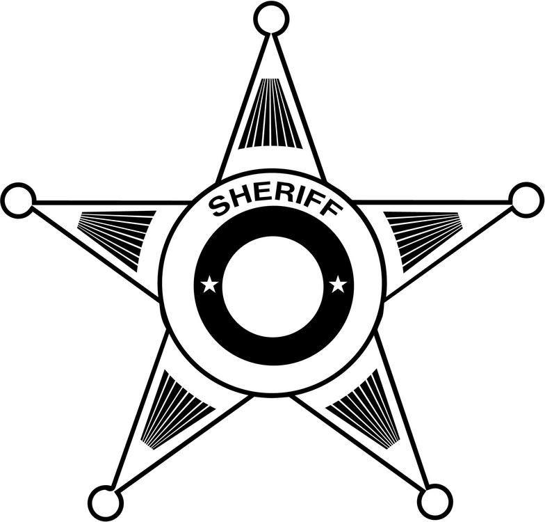 5 point sheriff star clipart png stock Free Pictures Of Sheriff Badges, Download Free Clip Art, Free Clip ... png stock