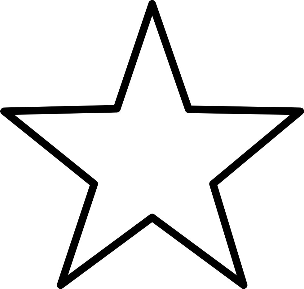 5 point star clipart free svg royalty free library 5 Point Star Svg Png Icon Free Download (#63024) - OnlineWebFonts.COM svg royalty free library