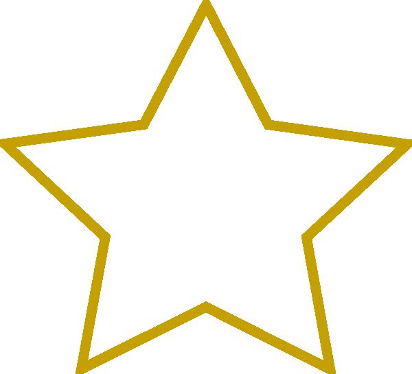 Big clipart star png transparent library Star Shape Clip Art at Clker.com - vector clip art online, royalty ... png transparent library