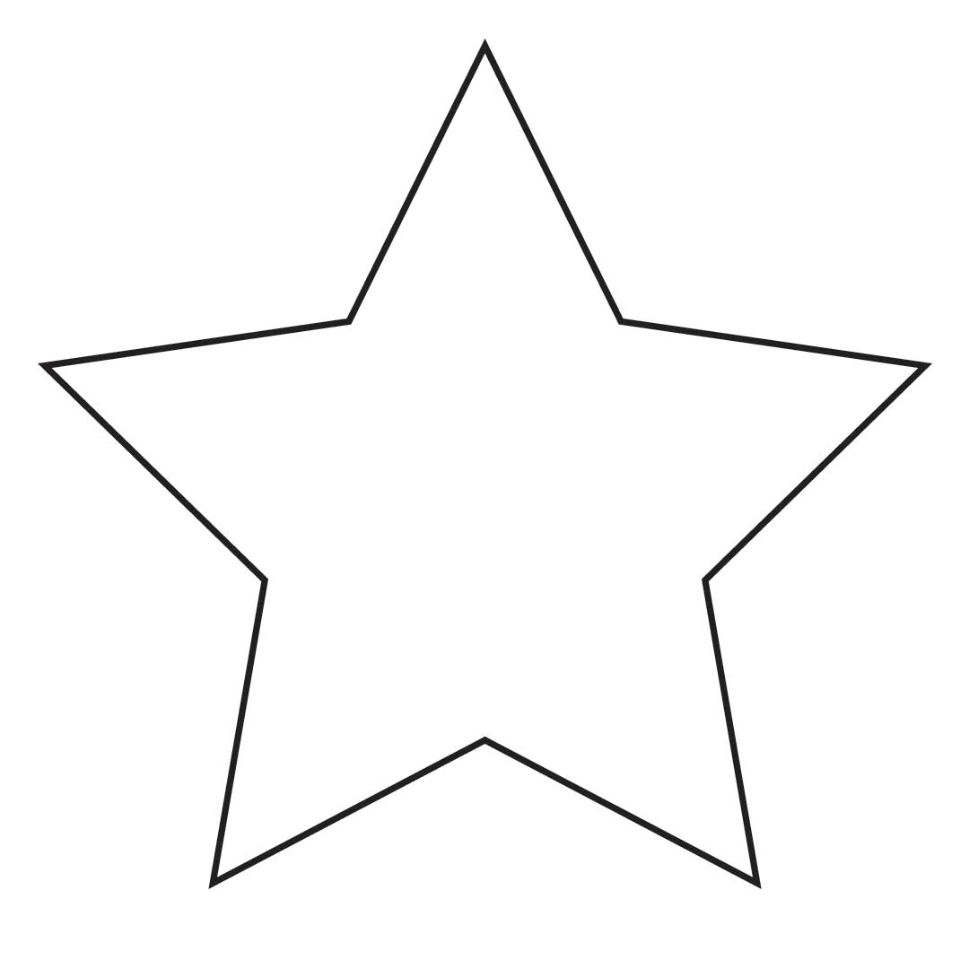 5 star clipart outline blank clipart freeuse download Starburst stars clipart blank pencil and in color stars – Gclipart.com clipart freeuse download
